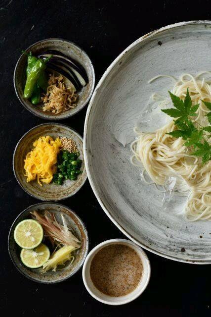 Japanese noodles, Somen