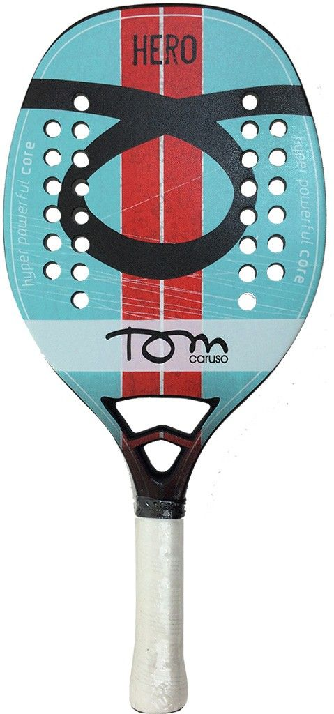 Racchetta Beach Tennis Tom Caruso HERO 2014