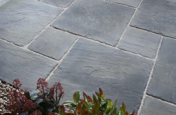 stone patio slabs - Google Search                                                                                                                                                                                 More
