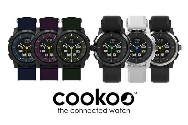 The New Cookoo Smart Watch