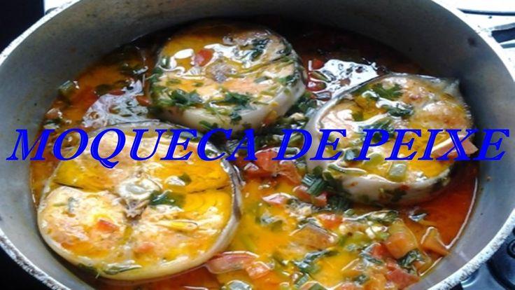 Como Fazer Moqueca de Peixe -Tambaqui - Segredo dos Restaurantes