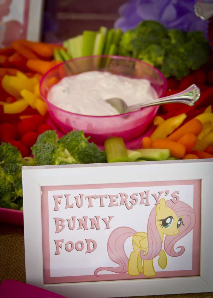 My Little Pony Birthday Party Ideas   Photo 2 of 18   Catch My Party