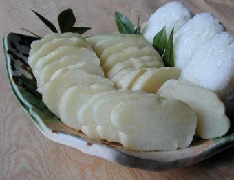 JAPANESE PICKLED DAIKON: BASIC RECIPE
