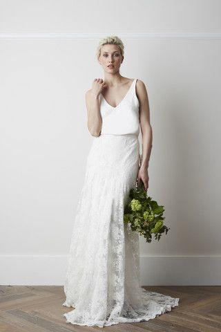 30 best Charlie Brear Trunk Show images on Pinterest | Short wedding ...