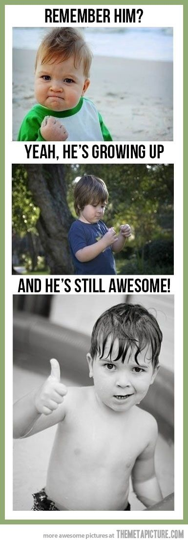 Best Just Cool Images On Pinterest To Read S Dresses - Heres what success kid looks like now hes all grown up
