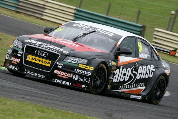 Hunter Abbott confirms for 2015 as the BTCC announces huge TV deal