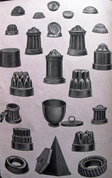 6. Edwardian moulds