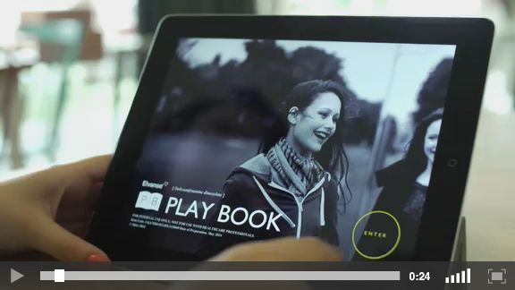 Elvanse® Playbook App By: McCann Manchester  For: Shire Pharmaceuticals Ltd
