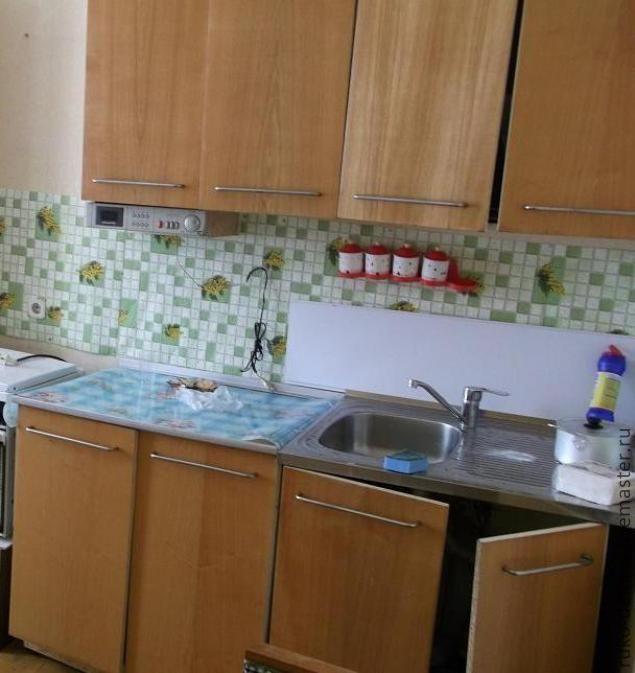 Моя старая - новая кухня