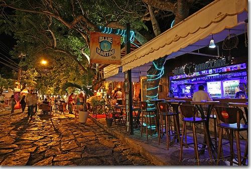 Rua das Pedras (Stone Street),Búzios, Rio de Janeiro State, Brazil  photo by Felipe Terra