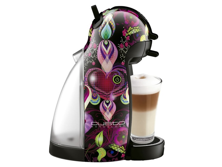 Cafetera Nescafé Dolce Gusto Piccolo Custo