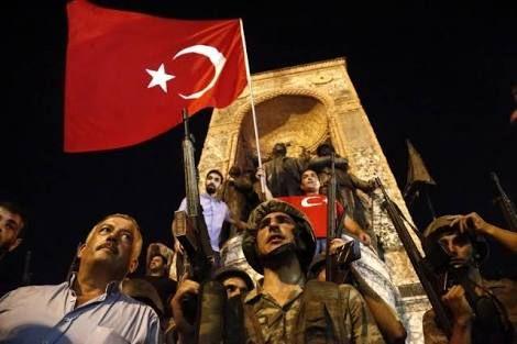 Pasca Kudeta Tiga Diplomat Turki Cari Suaka di Jerman : Tiga diplomat Turki termasuk satu atase militer dikabarkan mencari suaka di Jerman pasca-kudeta gagal kata sumber pemerintah sebagaimana dikutip media anggota Uni E