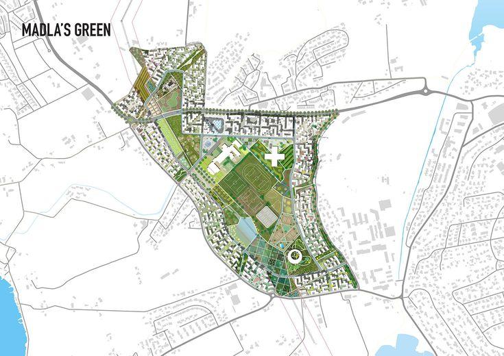 Gallery - Madla-Revheim Masterplan Proposal / MVRDV + Space Group - 7