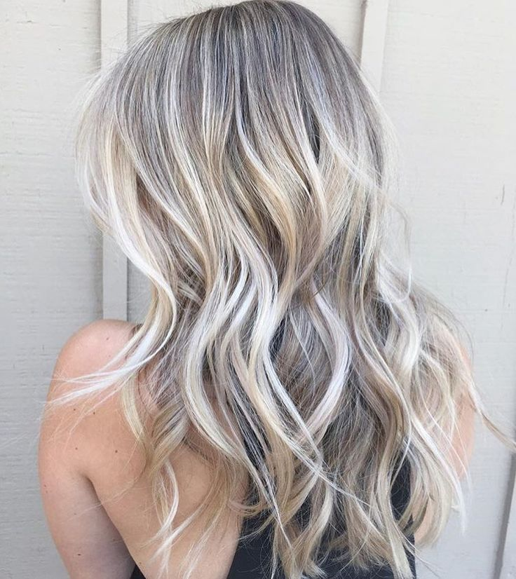 """1,141 Likes, 12 Comments - Mane Interest (@maneinterest) on Instagram: """"Blonde Babylights. YES! Color by @hairbytaylormoses #hair #hairenvy #hairstyles #blonde #balayage…"""""""
