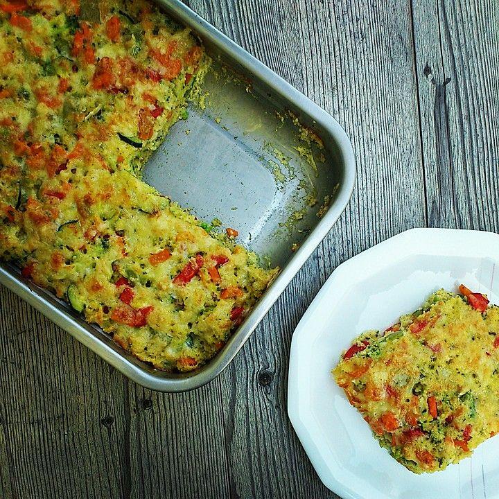 Hirse - Gemüse - Auflauf, ein raffiniertes Rezept aus der Kategorie Gemüse. Bewertungen: 88. Durchschnitt: Ø 4,4.