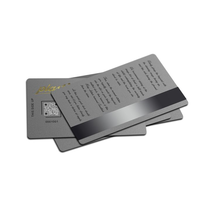 Hotel Card - Frosted, Signature, Flat Black Nr, Gold Foil. Hotel business, hotel card, hotel keys. Magnetic stripe encoding and free shipping worldwide.