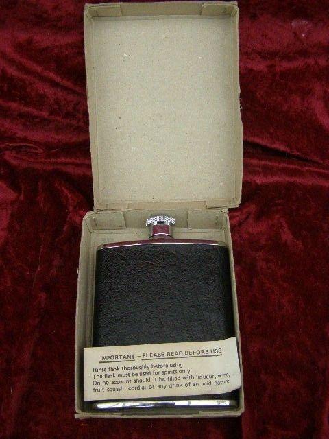 Fiaschetta da tasca in acciaio inossidabile