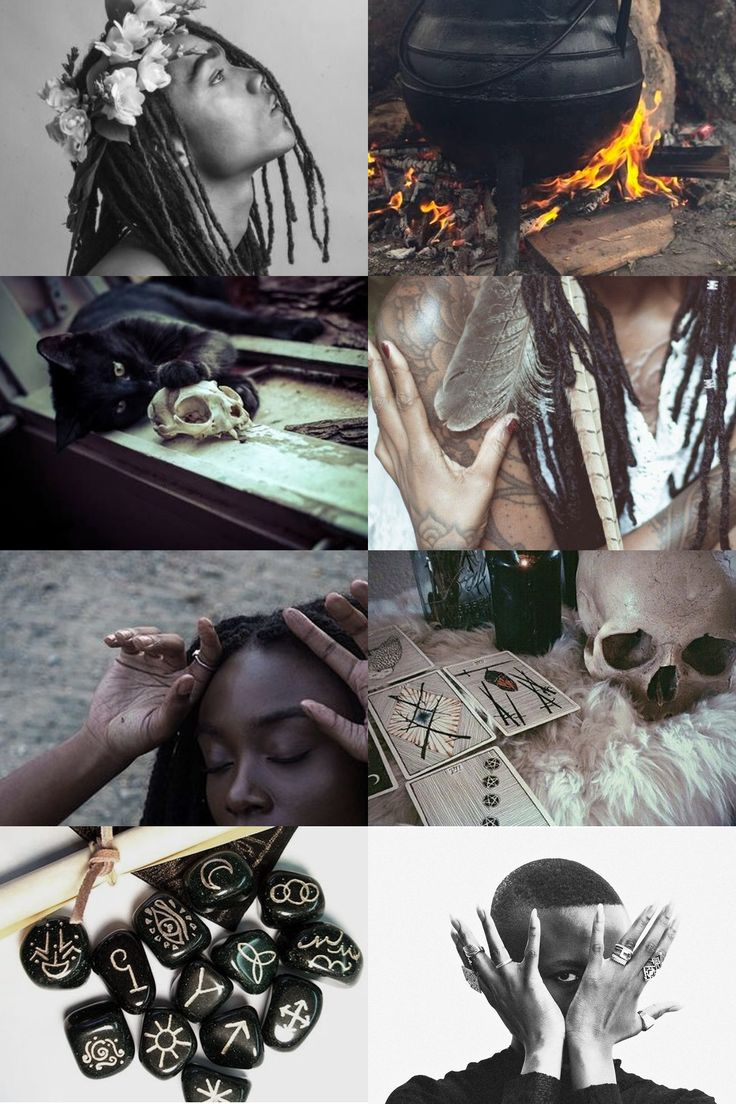 The Witch Is In • nogiles:   I love witch aesthetics but I don't see...