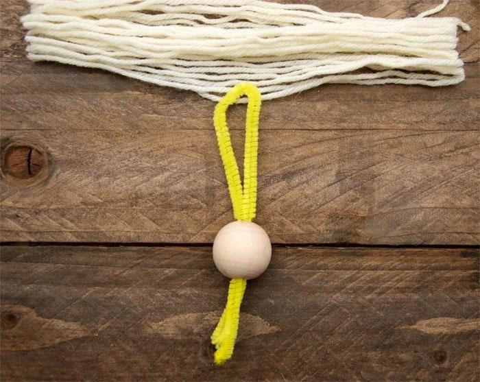 Деревянный шарик