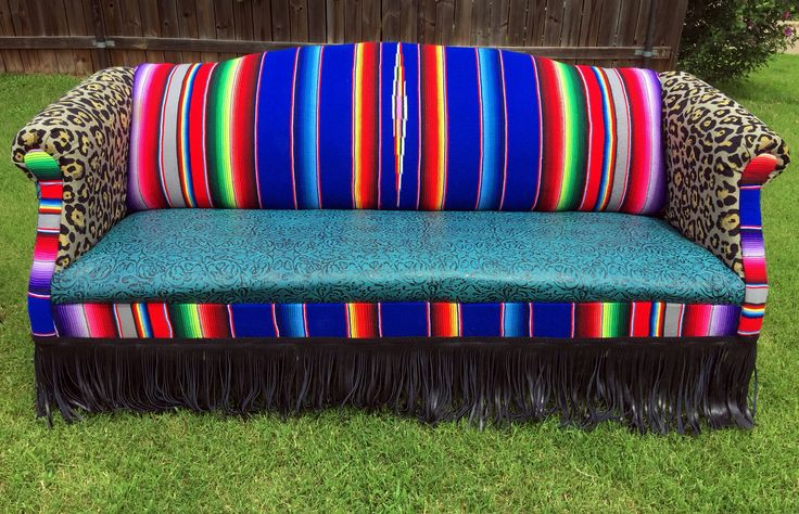Amazing Custom Sofa by Red Dirt Revivals in Southwest, OK!!