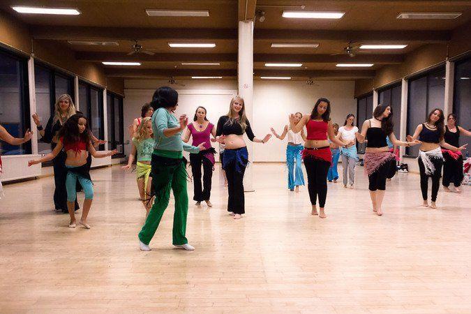 Stage de danse orientale à Bruxelles