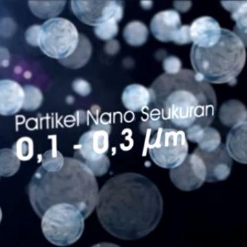 Cara Kerja Nano Spray, Bagaimana Nano Spray bekerja, proses kerja Nano Spray, metode Nano Spray.