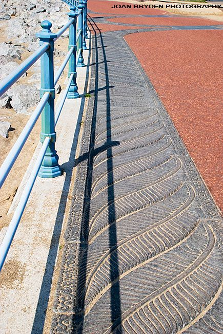 Tern Project: Feather Surface, Morecambe Promenade
