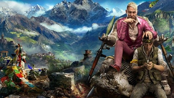 Far Cry 4 #wallpaper #oyun #games #farcry #fps