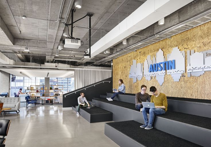 A Tour of Indeed's Austin Office Expansion School