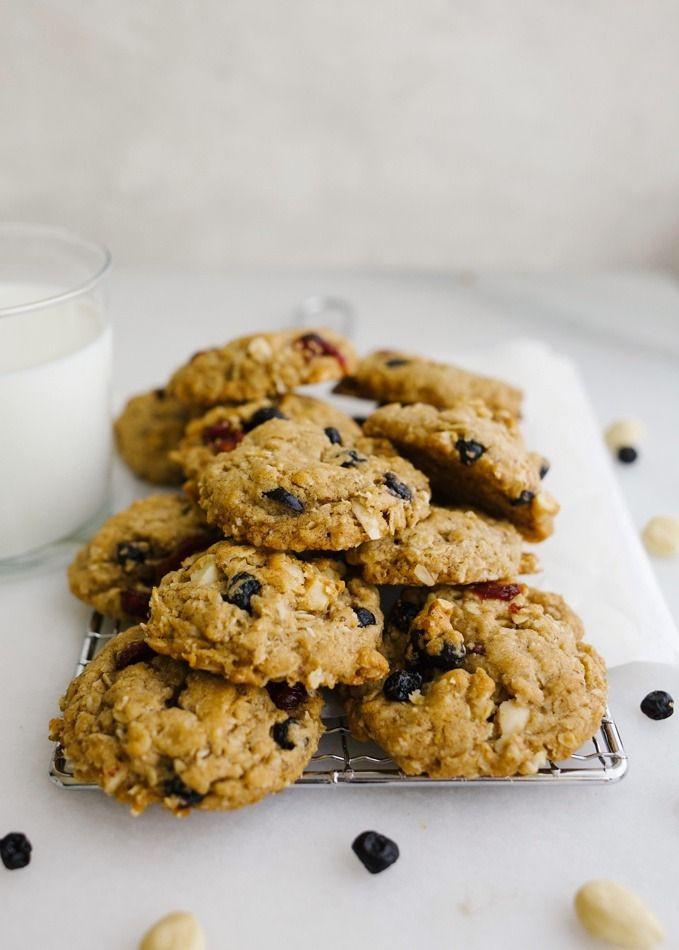 Vegan Oatmeal Cookies Wood Spoon Recipe Vegan Oatmeal Cookies Vegan Oatmeal Oatmeal Cookies