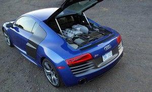 2015 Audi r8 engine