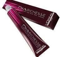 loreal diarichesse semi permanent creme hair colorant 5125bv blueberry chestnut - Colorant Semi Permanent