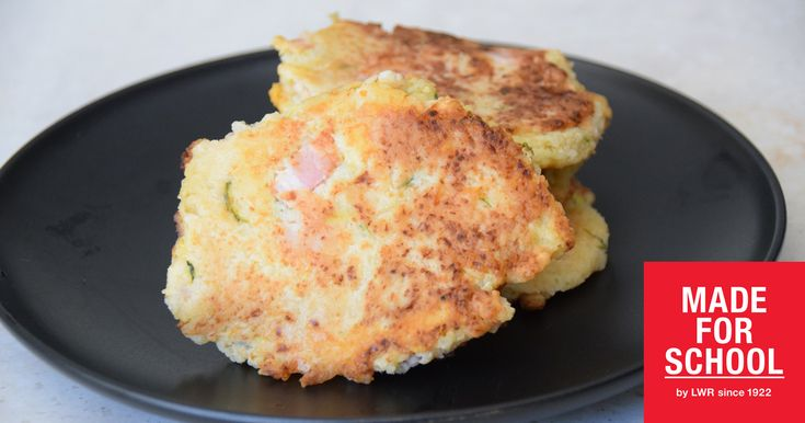 These cheesycauliflower fritters were an instant hit with our family. Master 8 blitz the cauliflower and instantly said he would…