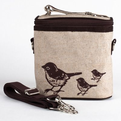 Based out of Toronto, Ontario So Young Mother create beautifully designed cooler bags, lunch bags and diaper bags. Made in China. $28.00