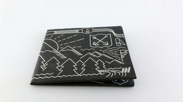 New travel slim wallet