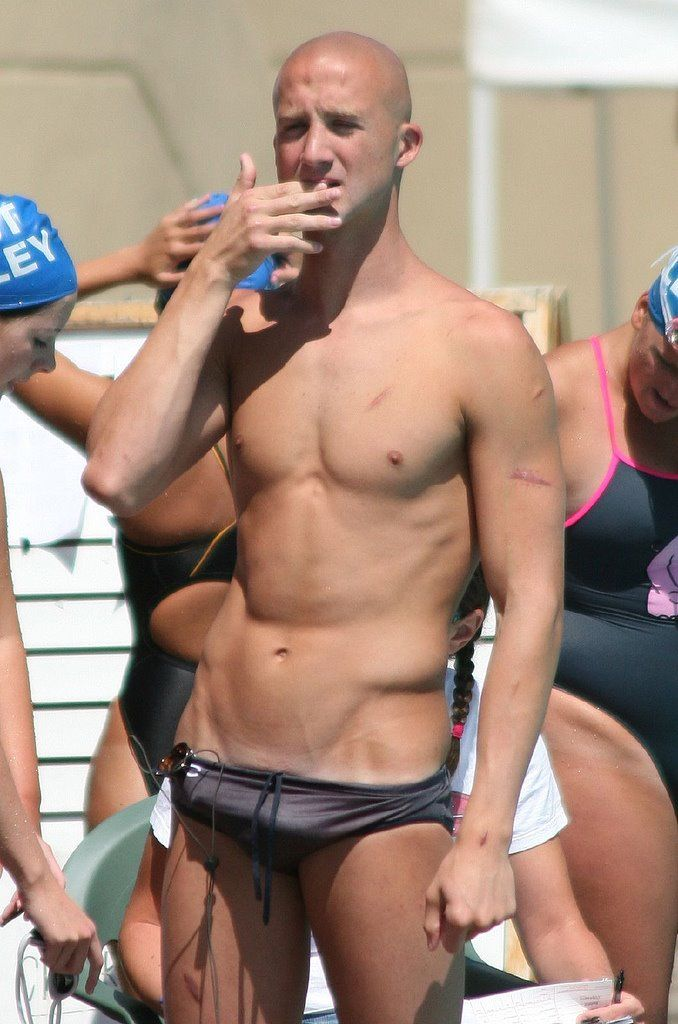 Best of Swimmers With Huge Dicks