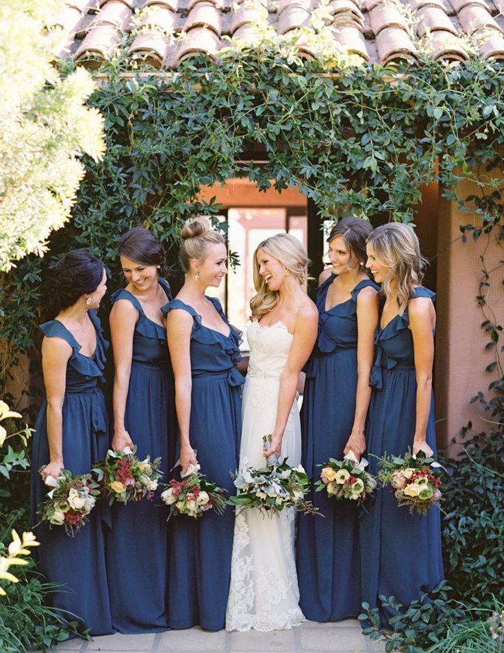 105 best Blue Wedding images on Pinterest | Wedding frocks, Blue ...
