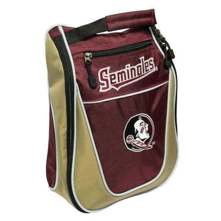 Team Golf Florida State Seminoles Golf Shoe Bag, Multicolor