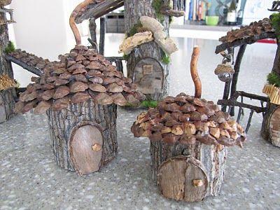 Fairy home to make