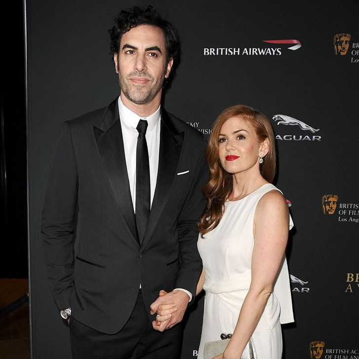 Pin for Later: Isla Fisher Is Pregnant!