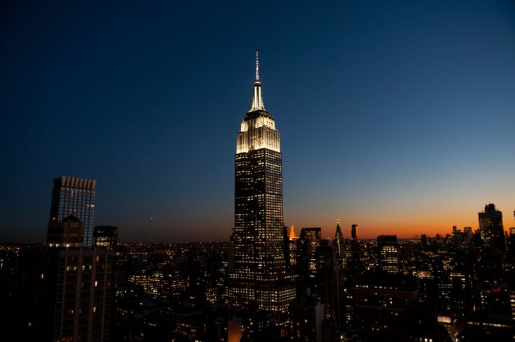 Tower Lights | Empire State Building