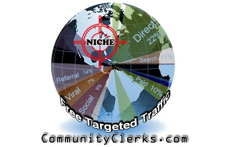 FREE Unlimited Targeted USA Traffic 4 LIFE -NO Exchange Site