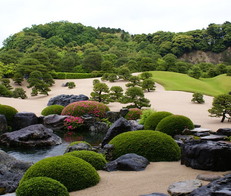 Japanese Garden: 17 Best Ideas About Adachi Museum On Pinterest