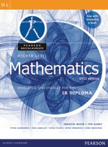 Written by experienced IB teachers, examiners, and experts in mathematics and educational technology in clear and accessible English for students whose first language is not English. Pearson Education