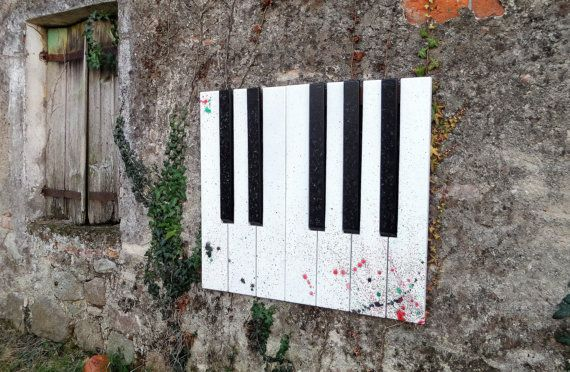Etsy su https://www.etsy.com/it/listing/257813694/pianoforte-grande-1-ottava #EtsyGifts