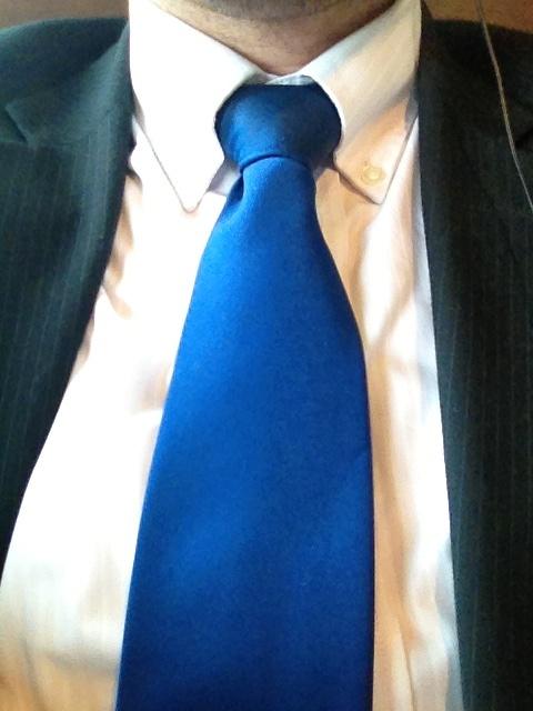 black suit light blue tie - photo #37