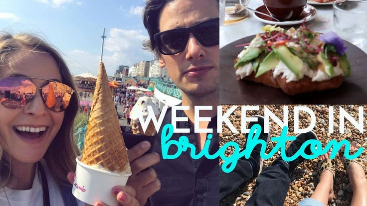 Popular Right Now  United Kingdom l Weekend in BRIGHTON with Mike! | Fleur De Vlog