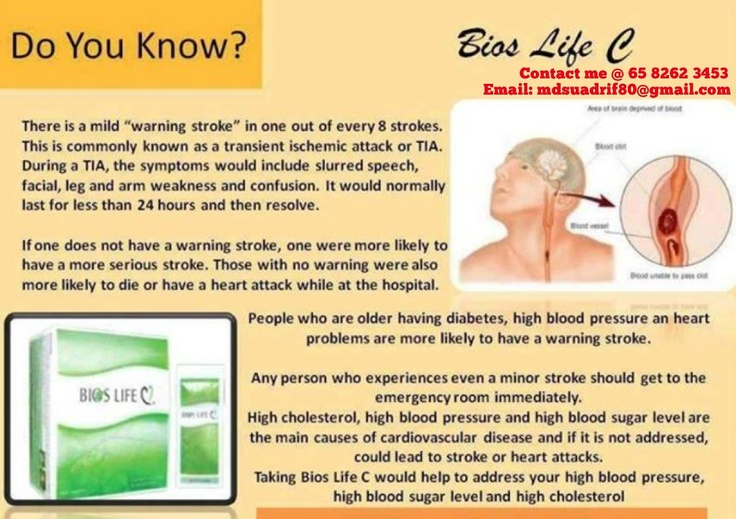 The other member of Bios Life family. C if its for you.