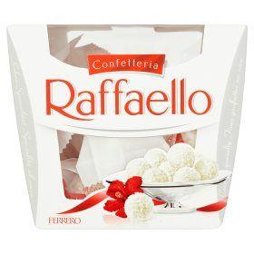 Ferrero Confetteria Raffaello Chocolate Box