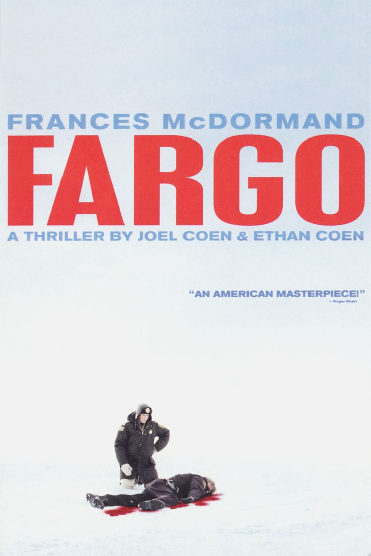 Image result for fargo movie poster